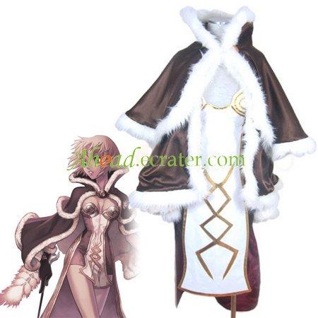 Ragnarok High Wiz Cosplay Costume