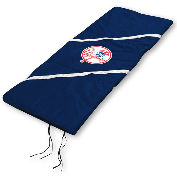 "New York Yankees MLB Licensed 29"" x 66"" Sleeping Bag"