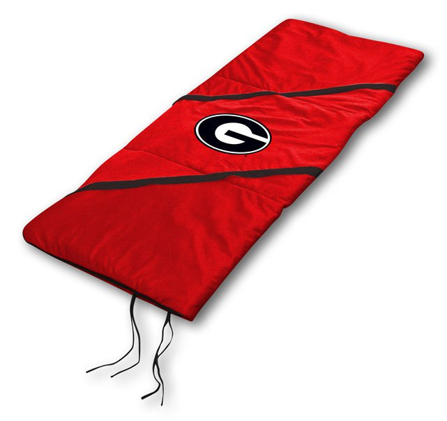 "Georgia Bulldogs NCAA Licensed 29"" x 66"" Sleeping Bag"