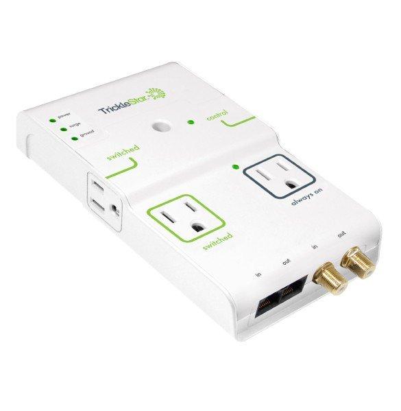 4 Outlet Advanced PowerTap