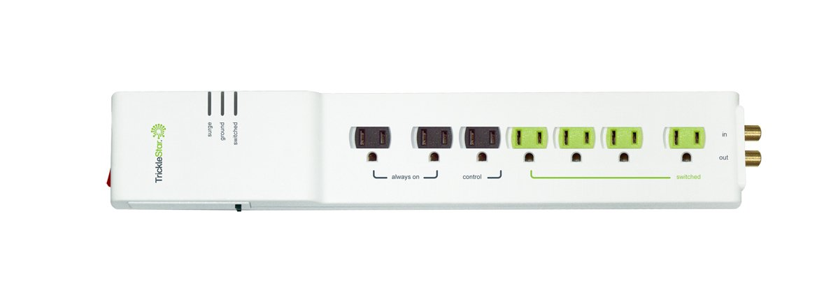 7 Outlet Advanced PowerStrip