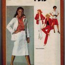 Simplicity 9313 70s Jacket, Skirt and Pants Vintage Sewing Pattern