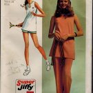 Simplicity 9417 Vintage 70s TUNIC & PANTS Sewing Pattern