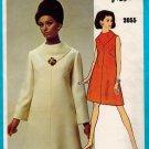 "Vogue 2055 Vintage UNCUT 60s ""Vogue Americana"" Bill Blass DRESS Sewing Pattern"