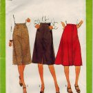 Simplicity 8241 70s *UNCUT Classic SKIRTS Vintage Sewing Pattern *UNCUT & FF*