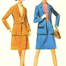 McCall's 9462 60s *UNCUT SUIT w/JACKET SKIRT BLOUSE BELT Vintage Sewing Pattern