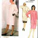 "VOGUE 1405 Vintage UNCUT 80s ""Vogue Paris Original"" Christian DIOR Chemise DRESS Sewing Pattern"