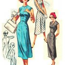 "McCall's 4152 50s Sublime Sheath ""Instant"" DRESS Vintage Sewing Pattern"