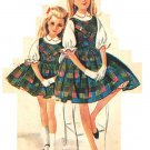 McCall's 6458 Vintage 1960's Helen Lee Jumper Dress, Petticoat, Blouse Sewing Pattern