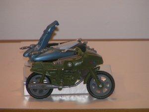 G.I. Joe Dragonfish & RAM Set, w/Ambush