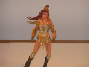 Masters of the Universe 2002 Teela