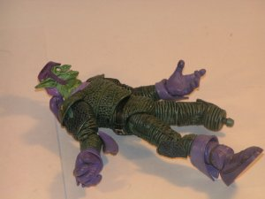 Customizer's Corner Marvel Armored Body (Ramos Green Goblin)