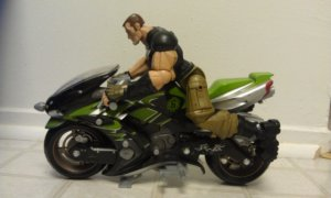 G.I. Joe Sigma Six Ninja Hovercycle