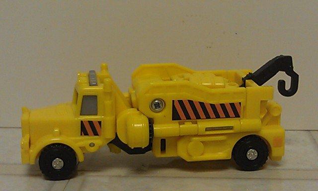 Transformers Machine Wars Hubcap