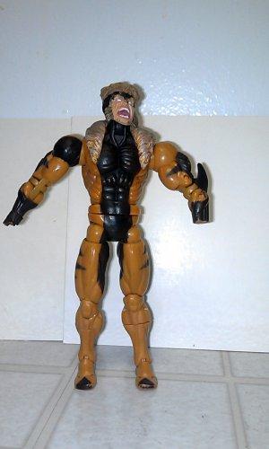 Customizer's Corner Marvel Legends Muscle Body (Sabretooth)