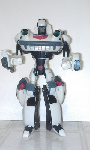 Transformers Animated Deluxe Class Autobot Jazz