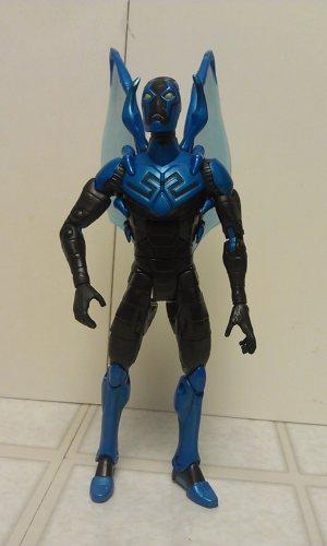 DC Universe Classics Wave 13 Modern Blue Beetle (loose)