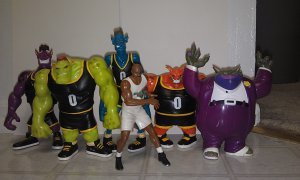 Space Jam Figure Lot