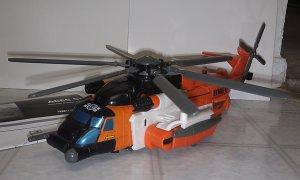 Transformers Movie EVAC