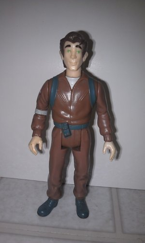 The Real Ghostbusters Peter Venkman