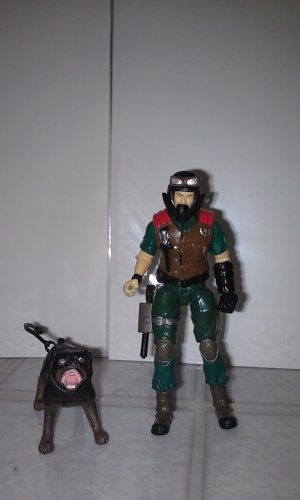 G.I. Joe 25th Anniversary Mutt & Junkyard
