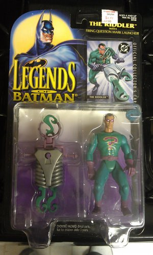 Legends of Batman Riddler