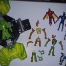 Ben 10 Alien Creation Transporter Lot