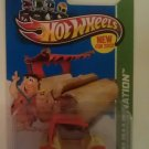 Hot Wheels Flintstones Flintmobile