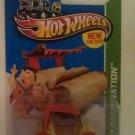 Hot Wheels Flintstones Flintmobile