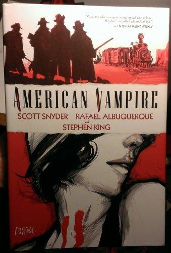 American Vampire Vol 1 HC