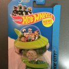 Hot Wheels The Jetsons Capsule Car