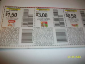 (10)  $5 on Huggies Products