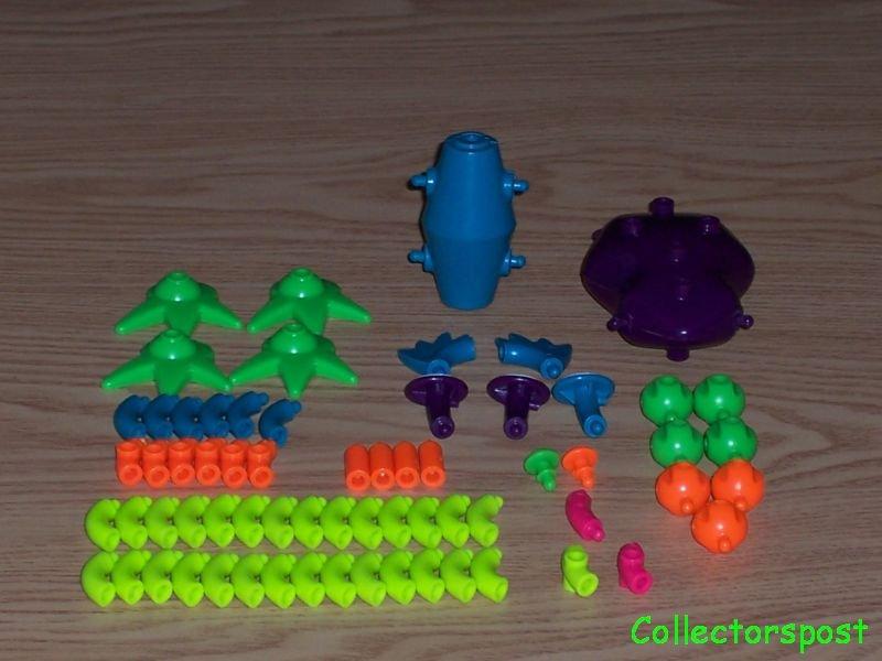 Rare Nickelodeon Tangle toys