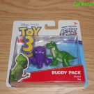 Toy Story 3 Buddy Pack Stretch & Rex