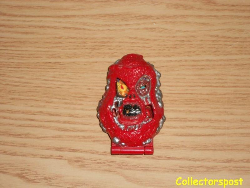 Mighty Max Horror Heads Lava Beast