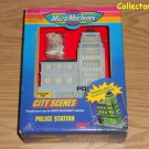 Micro Machines City Scenes Police Station