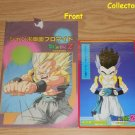 Dragon Ball Z Jumbo Cards