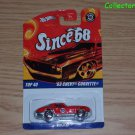 Hot Wheels Since '68 Top 40 1963 Chevy Corvette #10 of 40