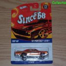 Hot Wheels Since '68 Top 40 1967 Pontiac GTO #15 of 40