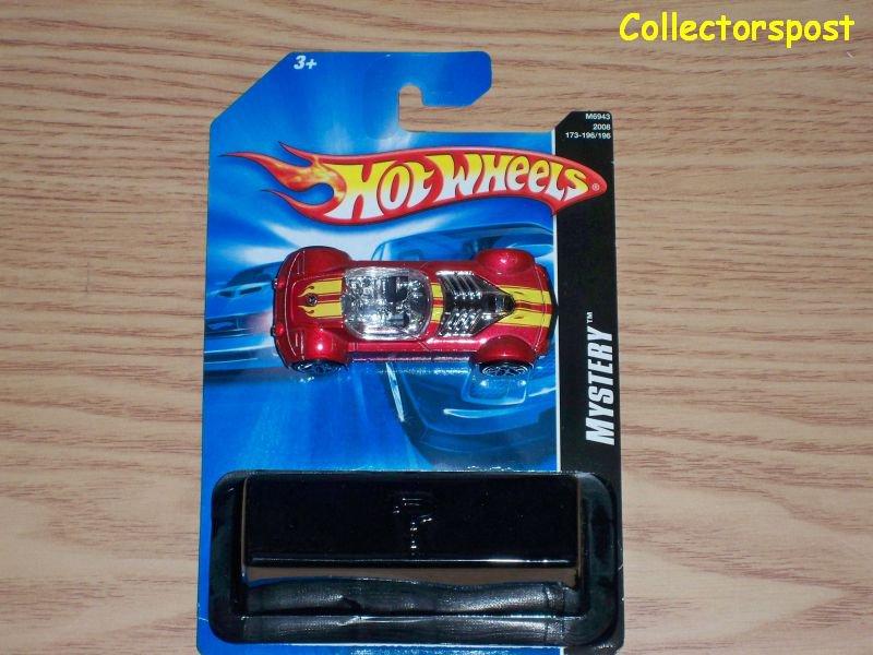 Hot Wheels 2008 Mystery Ballistik