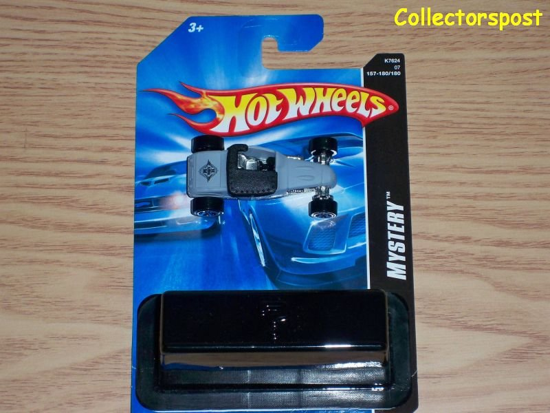 Hot Wheels 2007 Mystery Track-T