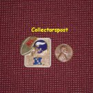 NFL Minnesota Vikings with football pin