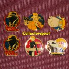 Vintage Disney Dick Tracy pins
