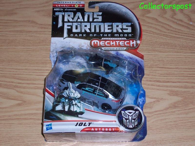 Transformers Dark of the Moon Mechtech Jolt