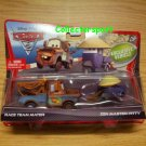 Disney Pixar Cars 2 2-pack Race Team Mater and Zen Master Pitty