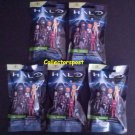 Halo Avatar Figures Series 2 5 packs