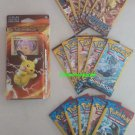 Pokemon Pikachu Power Deck packs