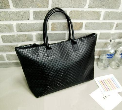 Ladies Handbag Tote Shopper WCYD0120 Black