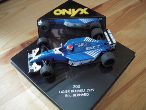 Eric Bernard / 200 / Ligier Renault JS39