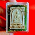 Thai Amulet Buddha Phra Lp Wat Rare Talisman Charm Amulets LP PAIR PIKULTHONG 12